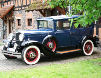 Hupmobile Model S, Bj. 1931