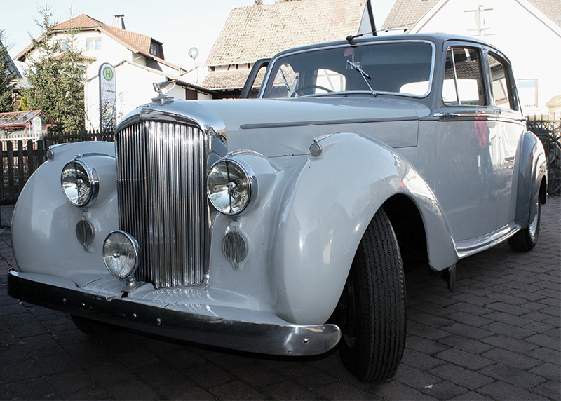 Bentley Mk 6, Bj. 1948