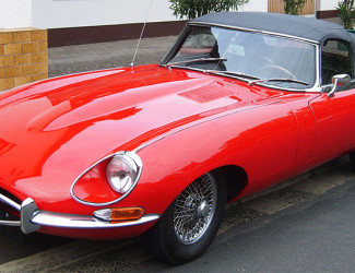 Jaguar E-Type, Serie 1,5, Bj. 1968