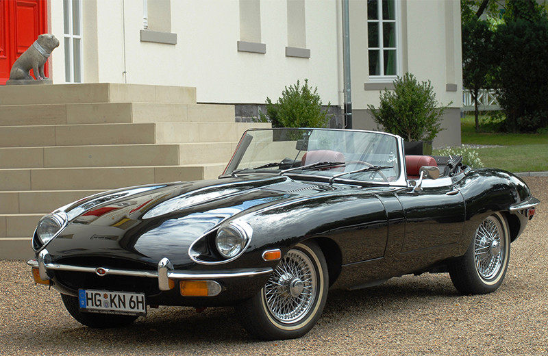 Jaguar E-Type, Serie II, Bj. 1970