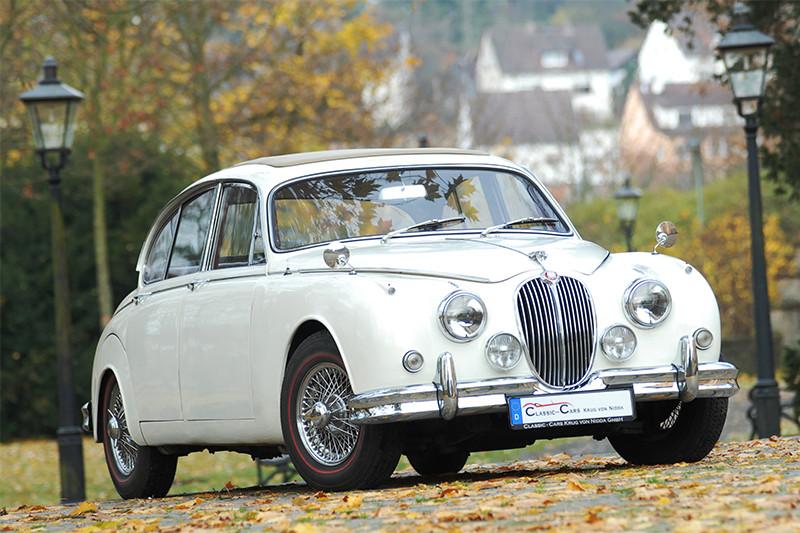Jaguar Mk II, Bj. 1962