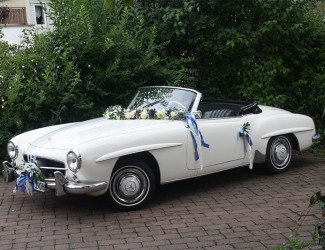Mercedes 190 SL, Bj. 1957