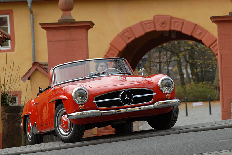 Mercedes 190 SL, Bj. 1962
