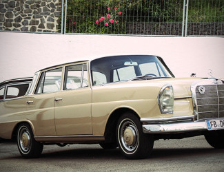 Mercedes Benz 220 SEb, Bj. 1963