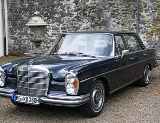 Mercedes Benz 280 SEL, Bj. 1969