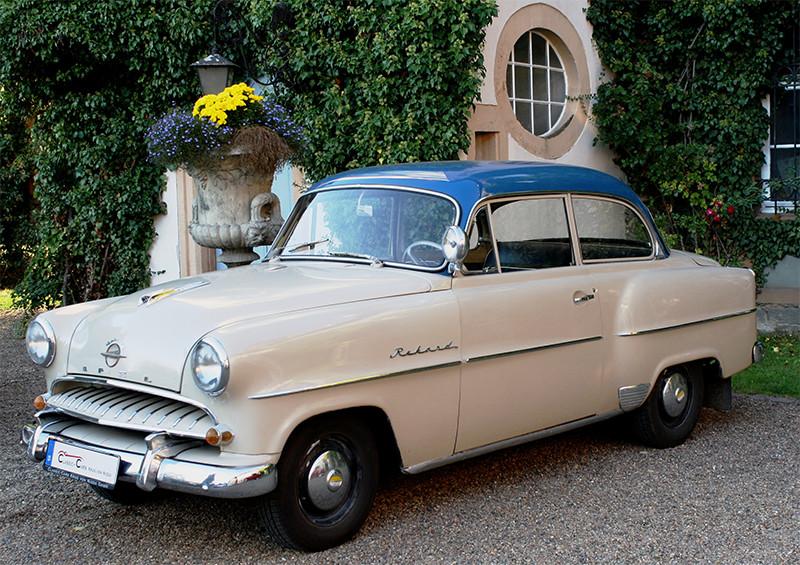 Opel Olympia Rekord, Bj. 1955