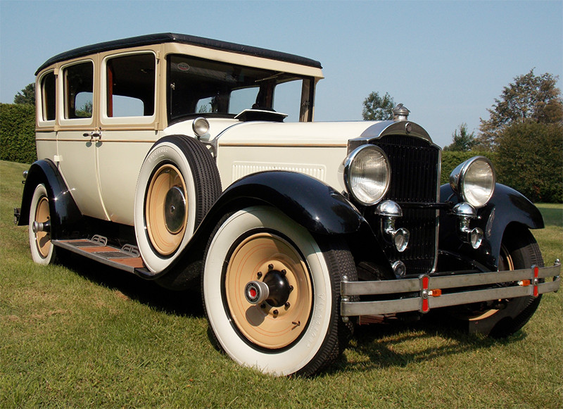 Packard 626, Bj. 1929