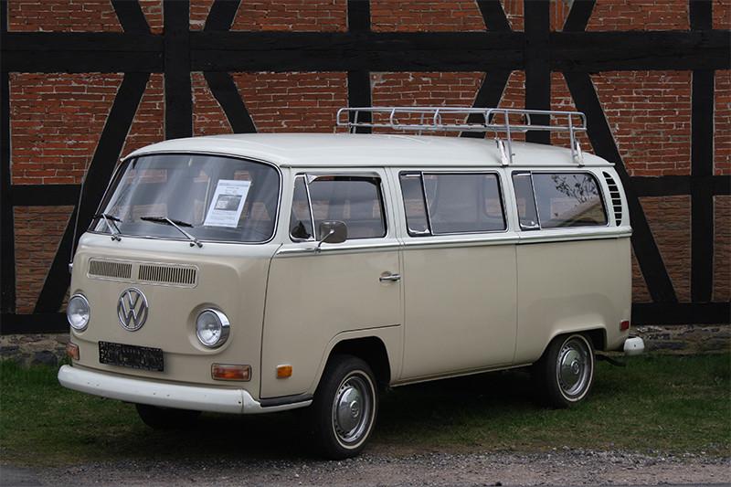 VW Bus T2a, Bj. 1971