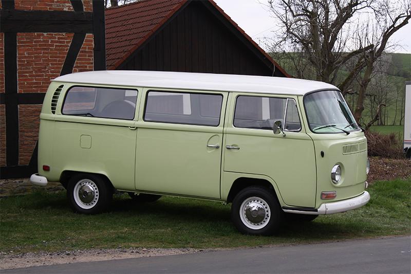 VW Bulli Green_01