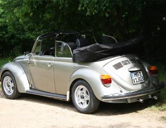 VW Käfer 1303, Bj. 1979