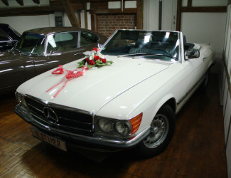 Mercedes 450 SL, Bj. 1978