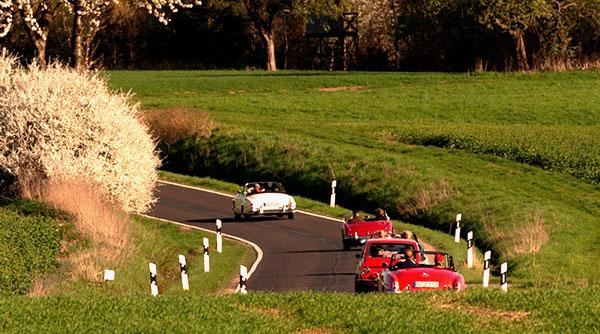 Die Jux-Rallye