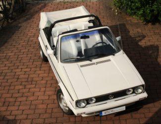 VW Golf 1 GLI, Bj. 1984